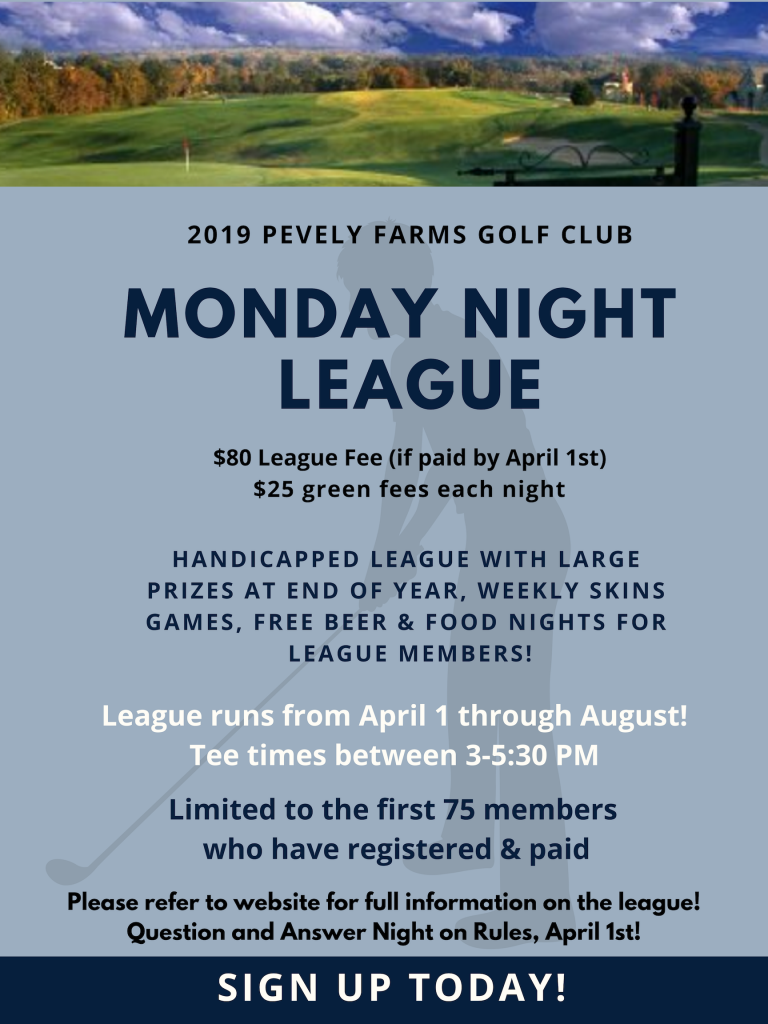 Pevely Farms 2019 Monday Night League (2)